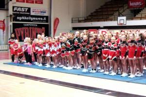 Cheerleading_Tampere_Pyrintö