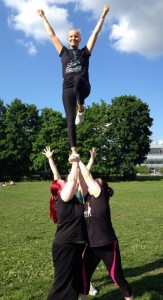 Cheerleading_Tampere