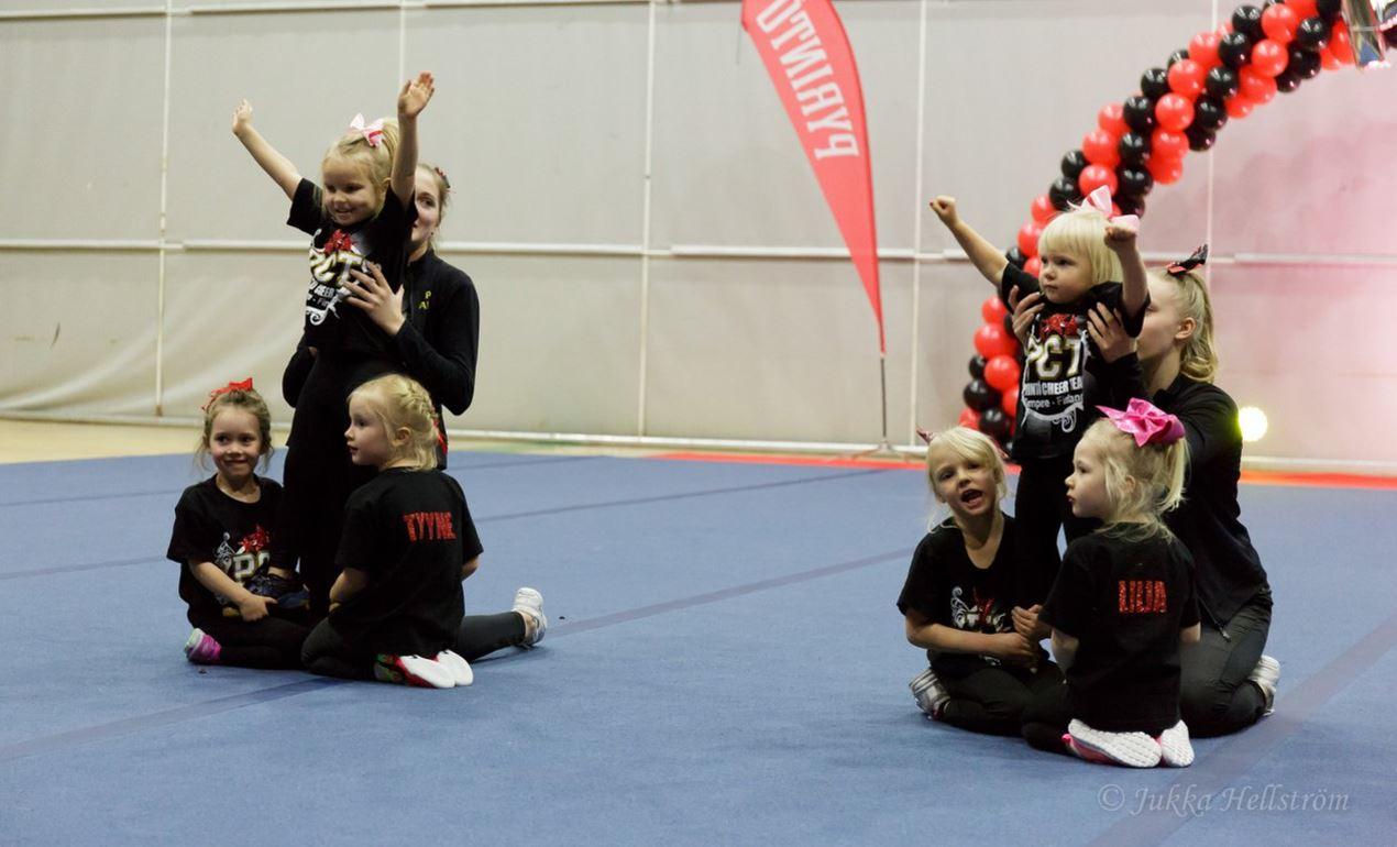 Active Cheer -mikrot / aloittelijajoukkue