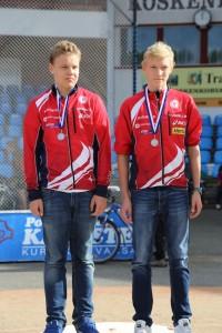 Antti Paasi ja Juha Lilja