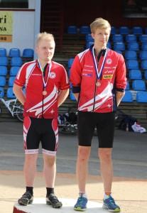 Jaakko Jutila ja Jussi-Elmeri Halme