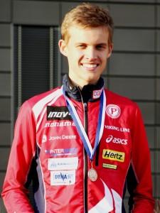 Aleksi Niemi - hopeaa