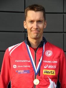 Janne Märkälä - kultaa