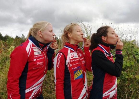 Lotta Karhola, Saila Kinni ja Venla Harju