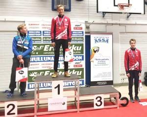 H16: Mikko Eerola kultaa ja Lasse Viilo 4:s