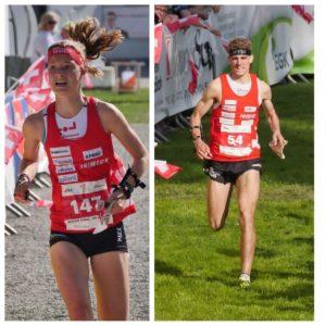 Simona viides ja Florian kuudes EM-sprintimatkalla