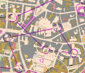 Pyöräsuunnistuksen MM-kilpailut Tanskassa