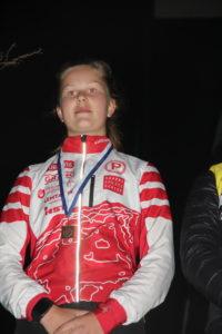 SM-yöstä kultaa Rikulle ja Emilialle, Pihlalle hopeaa ja Mikolle pronssia