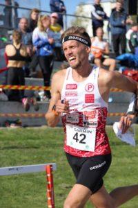 SM-sprintistä 3 kultaa, 2 hopeaa, 3 pronssia, 11 plakettia ja 98 SM-pistettä
