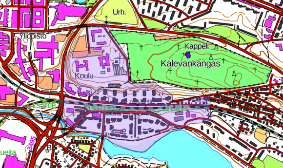 Parkkitalot Tampere