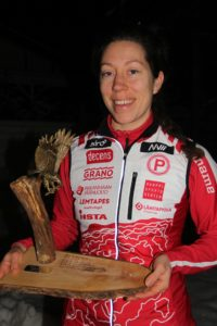 Venla Harju voitti Kotka-kiertopalkinnon