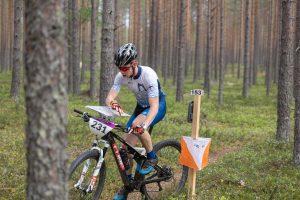 Antti Rissanen keskimatkalla