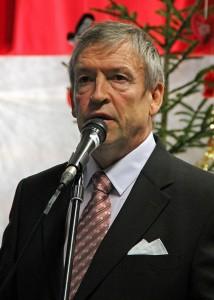 Puheenjohtaja Ilkka Vilonen 2011