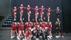 Tampere Cheerleading Lightnings